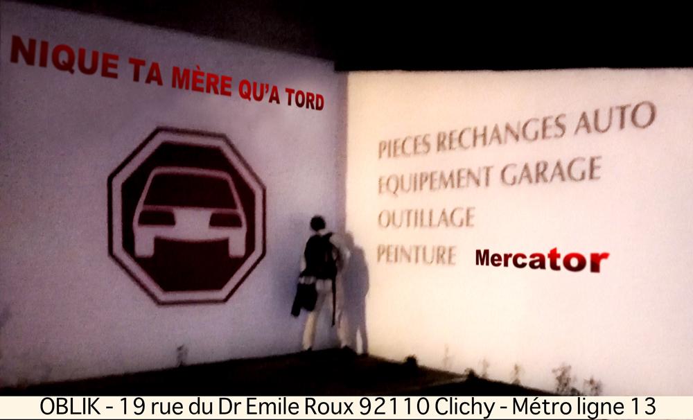 Guillaume Mathivet actualités Post graffiti art
